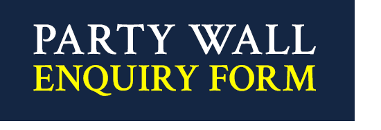 Party Wall Enquiry Form